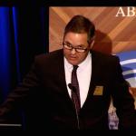 Jim Trandos speaks at 2016 ABARES Conference
