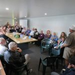 Wanneroo Historical Society Visits Trandos Farms