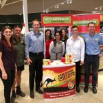 Our Team visit Woolworths Banksia Grove Opening