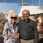 Nick Trandos Featured on Wanneroo Central Mural
