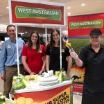 Trandos Farms Visit the Re-Opening of Woolworths Kingsway
