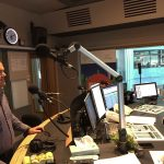 Jim on ABC Radio for Buy West Eat Best 10 Year Anniversary